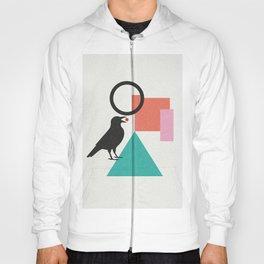 constructivist bird Hoody