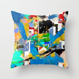 in the self-help group Throw Pillow