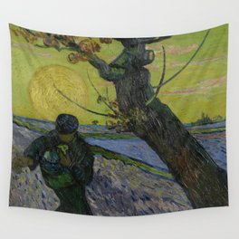 The Sower Wall Tapestry