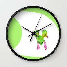 Papo Wall Clock