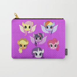 Mane Six Carry-All Pouch