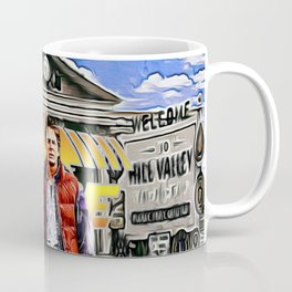Welcome to Hill Valley Coffee Mug