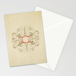The Suitcase Stationery Cards