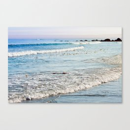 Summer Sea Canvas Print