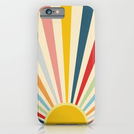 Sun Shines Inside you iPhone Case