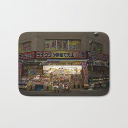 Tokyo Storefront Bath Mat