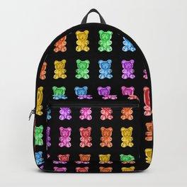 Rainbow Gummy Bears Backpack