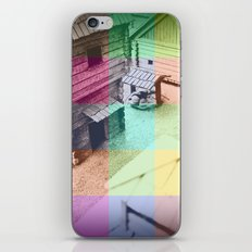 Any Colour You Like iPhone & iPod Skin