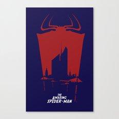 #AmazingSpiderMan Final Poster Canvas Print