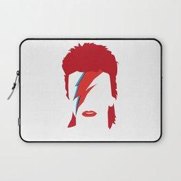 Bowie faceless Laptop Sleeve