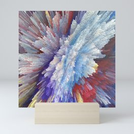 Abstract 115 Mini Art Print