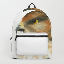 juvenile red-tailed hawk Backpack