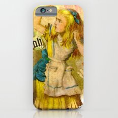 alice annoyed Slim Case iPhone 6s