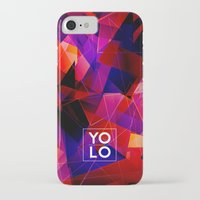 sayings iPhone & iPod Cases featuring Dreams of YOLO Vol.2 by HappyMelvin