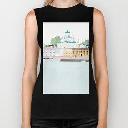 Helsinki oh Helsinki Biker Tank