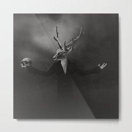 Decadence Metal Print