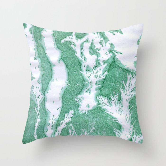 Under Sea 3 Throw Pillow