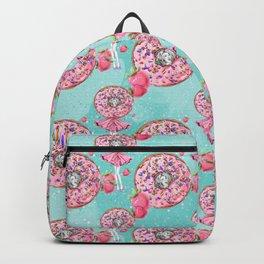 Donut Pattern 12 Backpack