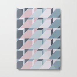 Nordic Winter #society6 #nordic #pattern Metal Print