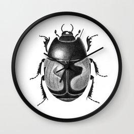 Beetle 10 Wall Clock
