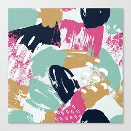 artistic pattern (7) Canvas Print