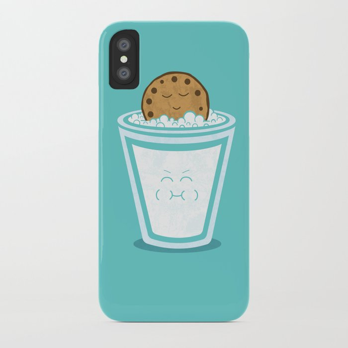 Hot Tub Cookie iPhone Case