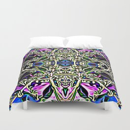 The Great Integrator Duvet Cover