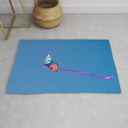 Kite Butterfly Rug