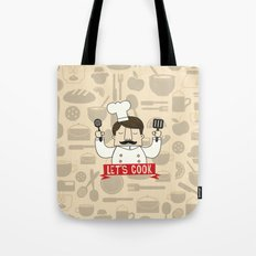 Let's Cook! Tote Bag