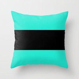 Flag of Amsterdam Throw Pillow