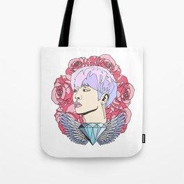 Roses for Jonghyun. Tote Bag