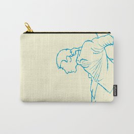 Obey, I Say! Carry-All Pouch