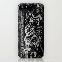 Glacial 2 iPhone Case
