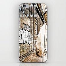 Street Phenomenon Fat Joe iPhone & iPod Skin