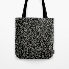 BW pattern 20 Tote Bag