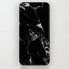 Black Marble I iPhone & iPod Skin