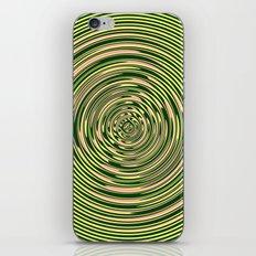 Warped Rings iPhone & iPod Skin