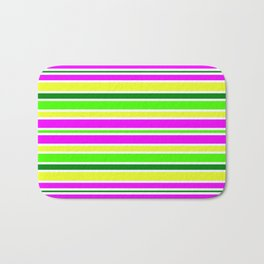 Simply Candy Stripes Bath Mat
