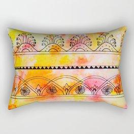 Pitter Pattern 1 Rectangular Pillow