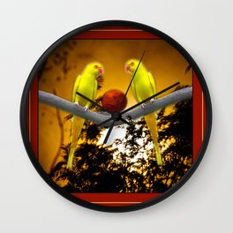 Moonshine Eclipse Wall Clock