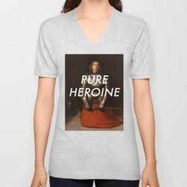 Heroine of Arc Unisex V-Neck