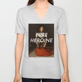 Heroine of Arc Unisex V-Neck
