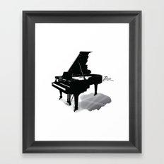 Pianist, Frédéric Chopin Framed Art Print