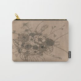 Hermit Crab-Evolution Carry-All Pouch