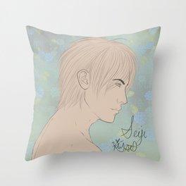 Seiji Goto Throw Pillow