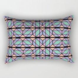 Zentangle 7.6 Rectangular Pillow