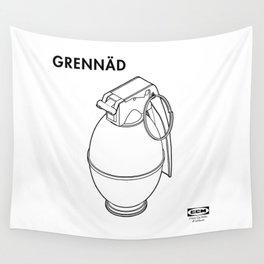 GRENNÄD Wall Tapestry