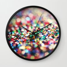 Celebrate Wall Clock