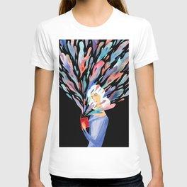 Poetry is dangerous T-shirt