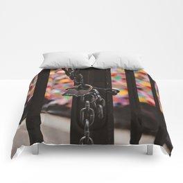 Locked Heart Comforters